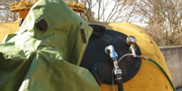 Vetter HazMat – Vaarallisten aineiden vuotojen tukkiminen